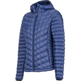 Marmot Featherless Jas Dames blauw